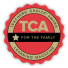 Homer was voted best reading program for the family as a Teacher's Choice Award winner.